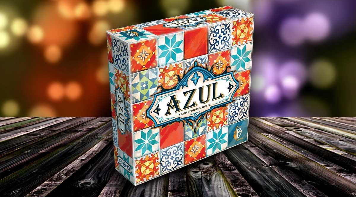 Come Costruire Un Mosaico azul, il gioco di piazzamento piastrelle dove costruire mosaici