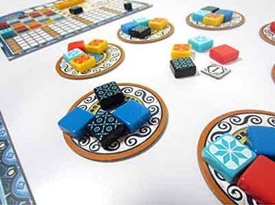 gioco tavolo azul