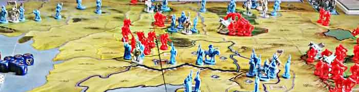 guerra dell'anello migliore gioco tavolo