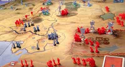 guerra dell'anello gioco tavolo