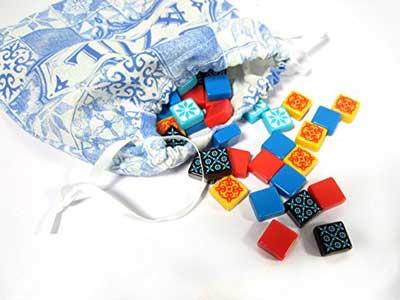 sacchetto azul