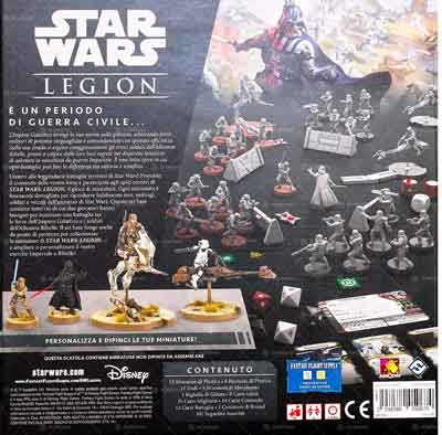 star wars legion gioco in scatola