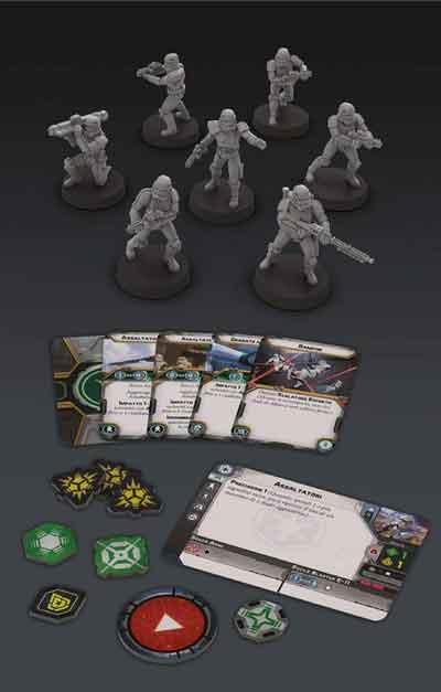star wars legion gioco scatola