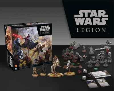 star wars legion gioco società
