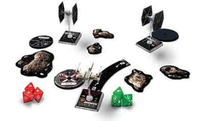 star wars x-wing gioco tavolo