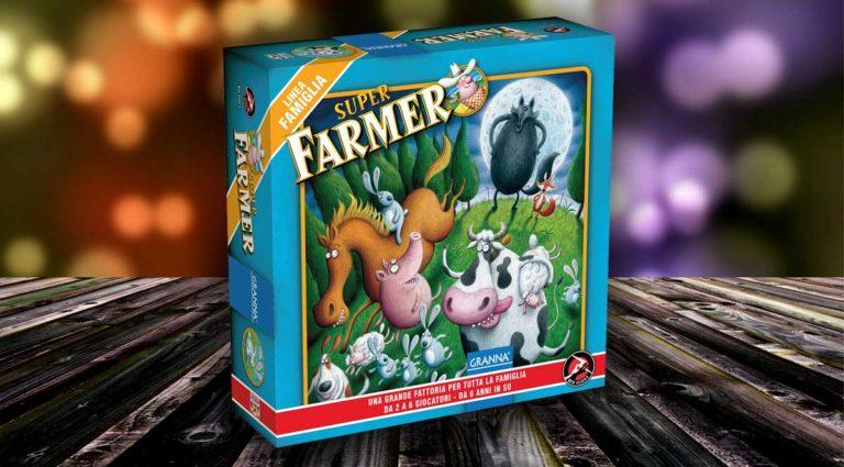 Super Farmer, scopri la matematica grazie agli animali della fattoria
