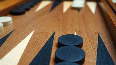 backgammon gioco tavolo