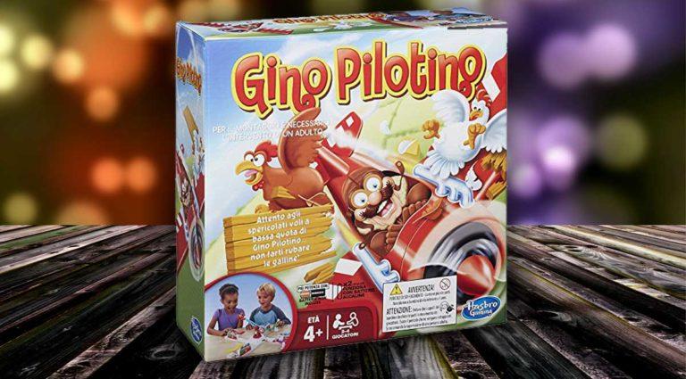 Gino Pilotino, un frenetico gioco di abilità e velocità