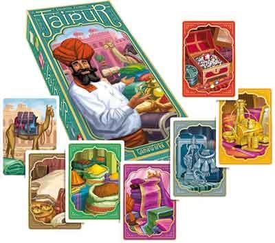 jaipur gioco da tavolo