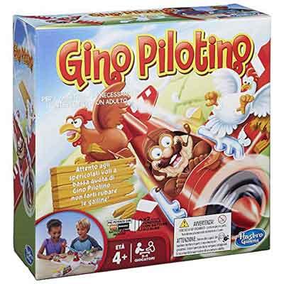 migliore gioco tavolo gino pilotino