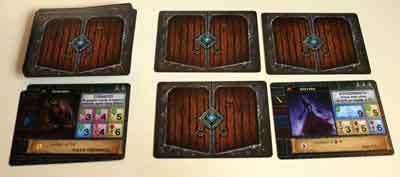 one deck dungeon gioco da tavolo