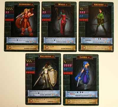 one deck dungeon gioco società