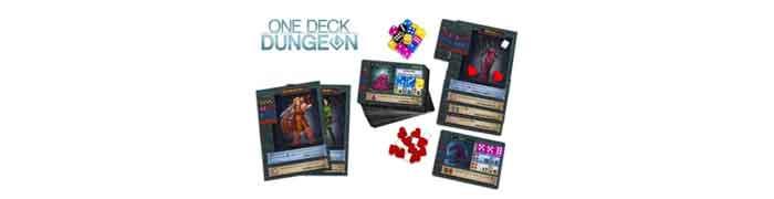 one deck dungeon migliore gioco tavolo