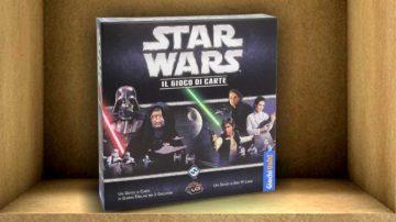 star wars gioco carte lcg
