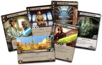 sta wars gioco carte