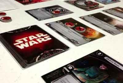 star wars lcg gioco da tavolo