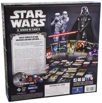 star wars lcg scatola gioco
