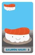 sushi go carte
