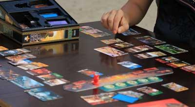 7 wonders duel gioco tavolo