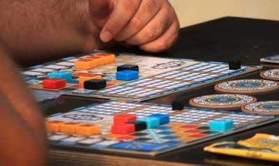 azul gioco tavolo