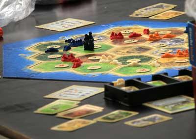 coloni di catan gioco tavolo