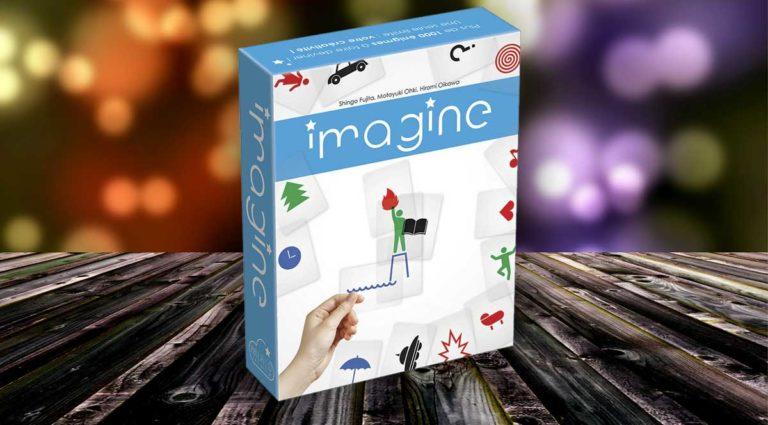 Imagine, un party game dove l'unico limite è… l'immaginazione