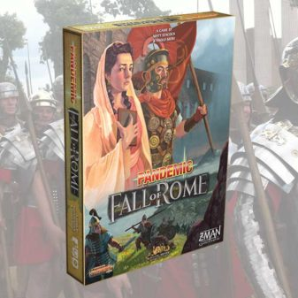 nuovo pandemic caduta roma