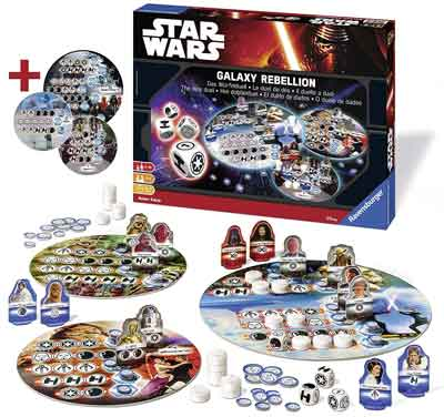 star wars galaxy rebellion gioco società