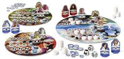 star wars galaxy rebellion gioco tavolo