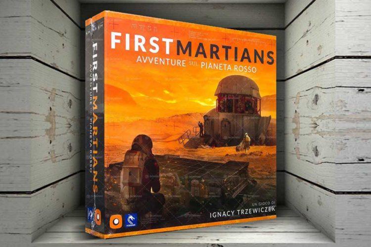 first martian avventure pianeta rosso