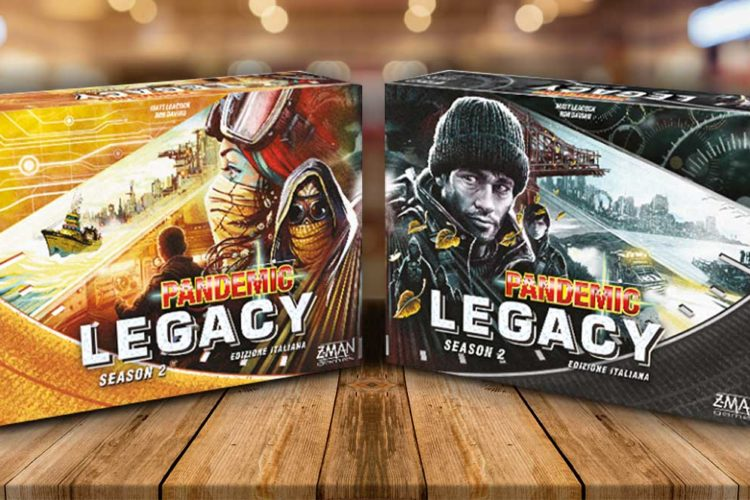 pandemic legacy stagione 2