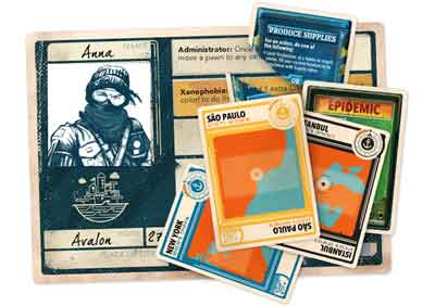 pandemic legacy stagione 2 carte