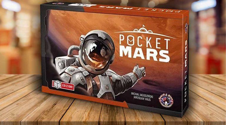 Pocket Mars: un tascabile viaggio per il pianeta rosso