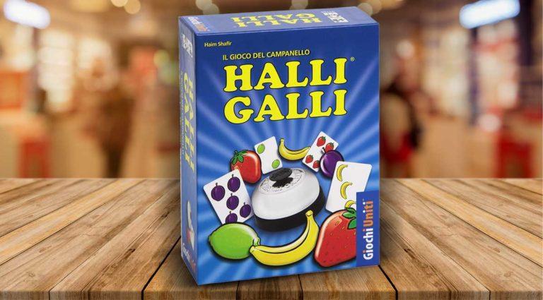 Halli Galli, il gioco del campanello