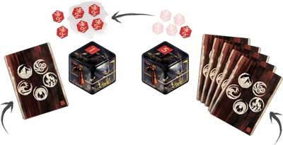 leggenda cinque anelli regole