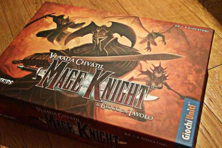 mage knight gioco tavolo