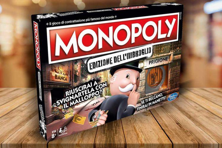 monopoly edizione imbroglio