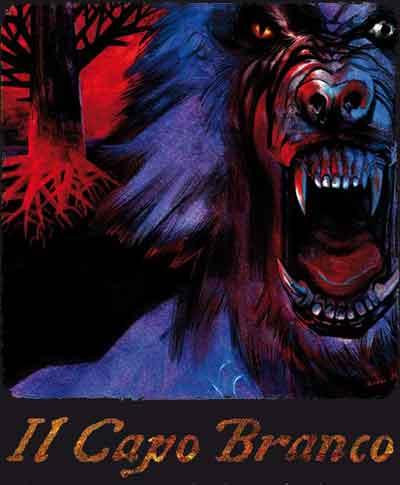 Capo Branco wherewolf