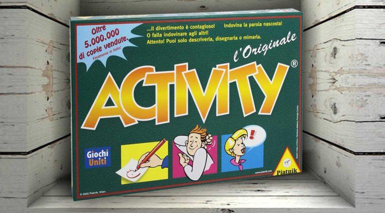 Activity, il gioco di società in cui indovinare la parola nascosta