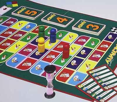gioco tavolo activity