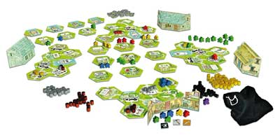 keyflower gioco tavolo