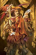 personaggio mascarade