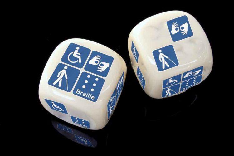 giochi tavolo disabili