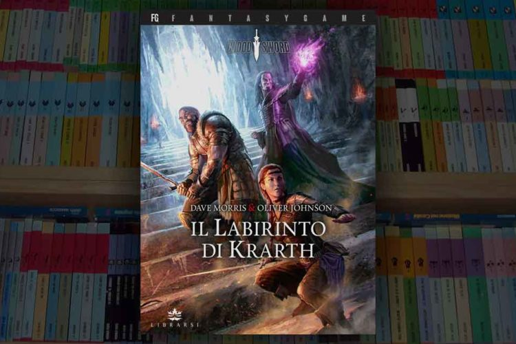 labirinto krarth blood sword