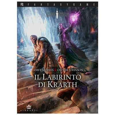 Il Labirinto di Krarth. Blood sword: 1