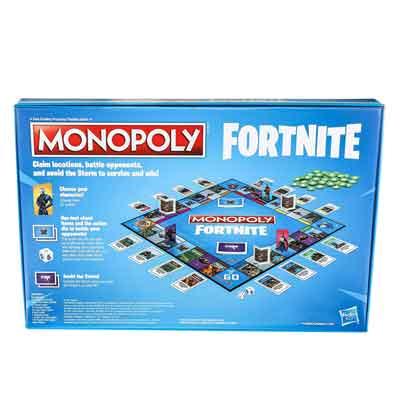 monopoly fortnite gioco tavolo