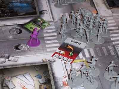 zombicide gioco da tavolo