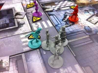 zombicide gioco in scatola