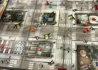zombicide gioco tavolo