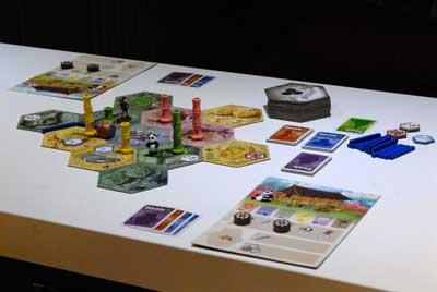 Takenoko gioco società